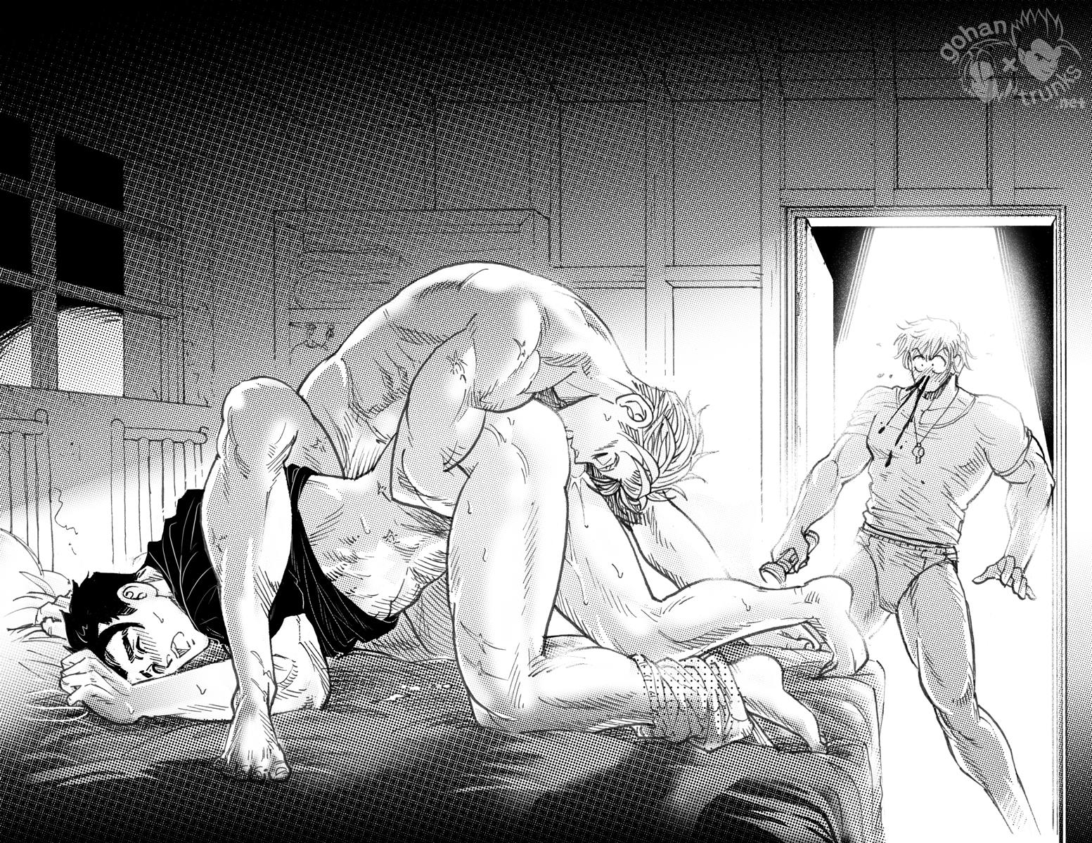 Яой Порно Геи Манга