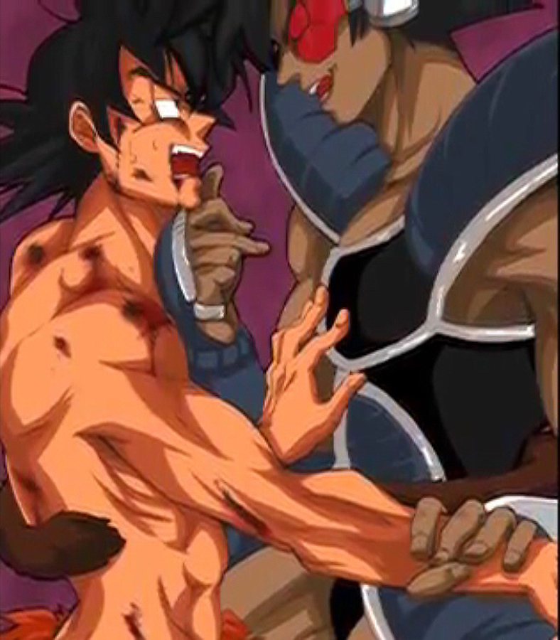 Goku Gay Sex - New Porn Photos-7764