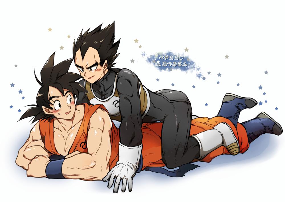 Goku Gay Sex - New Porn Photos-7355