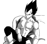Prince of all Saiyans