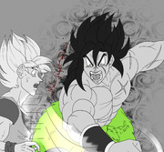 Training with Broly