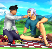 214 : Romantic Picnic