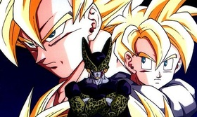 Dragon Ball NG: Cell's revenge