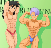 The First Born Muscle Competition